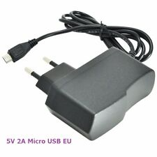 Micro Usb Tablet Pc Raspberry Pi EU AC Charger 5V 2A 2000ma Power Adapter Supply