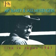 Art Blakey - Live In Japan 1961, CD, Jazz