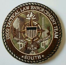 TACLETSOUTH Multicam Patch USCG TACLET Patch DSFSWAG buy one get one free!!!!!
