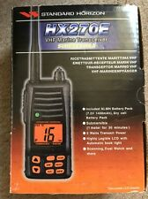 Vhf marine portable radio