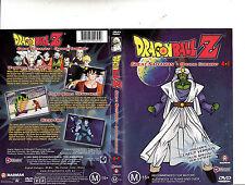 Dragon Ball Z:1-4:Great Saiyaman/Opening-1989/2003-TV Series USA-3 Episodes-DVD