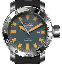 "BARBOS ""Stingray""  Automatik Taucheruhr Wasserdicht  500m/50atm  Armbanduhr Neu"