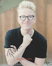 "Tyler Oakley Reprint Signed 8x10"" Photo #2 RP YouTube LGBT Podcast"
