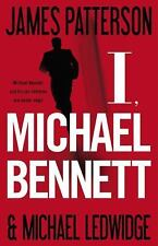 I, Michael Bennett by James Patterson (CD, Unabridged) New
