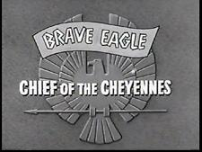 BRAVE EAGLE STARRING KEITH LARSEN,western tv series on dvd 9 episodes