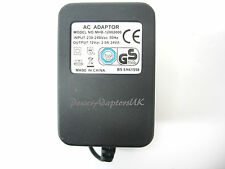 2A 12V FIBRE OPTIC/CHRISTMAS TREE AC/AC POWER ADAPTOR/SUPPLY/CHARGER/TRANSFORMER