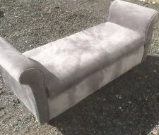 Chaise longue ebay for Chaise longue window seat