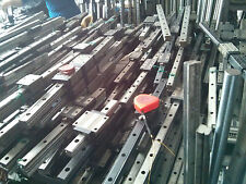THK NSK IKO Used Linear Guide Rail Bearing CNC Router Various Length,HSR,SR,SHS
