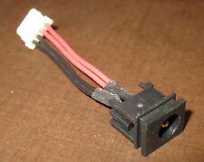 DC JACK POWER w/ CABLE CABLE TOSHIBA PORTEGE M300 S100 S100-S213TD M2-S519 PORT