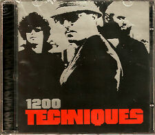 1200 Techniques RARE OS 15 track 'best of' CD + 2 vid. clips