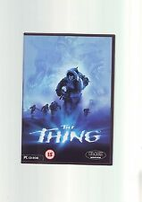 THE THING - SURVIVAL HORROR SHOOTER PC GAME - FAST POST ORIGINAL & COMPLETE VGC