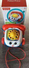Téléphone Jouet Première Âge Fisher Price Mattel  12 mois à 36 Mois