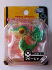 NEW! ORIGINAL TAKARA TOMY POKEMON M-001 FIGURE TOY Tsutarja/ Snivy  USA SELLER.