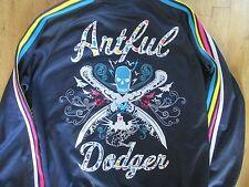 Artful Dodger Jacket 3XL Skulls Knives Street Urban Hip-Hop Daggers Coat XXXL