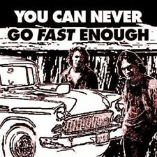 You Can Never Go Fast Enough CD New Sonic Youth Calexico Wilco Cat Power +