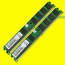 NEW 4G 4GB 2 X 2GB DDR2-800MHz PC2-6400 240PIN For AMD Motherboard memory RAM