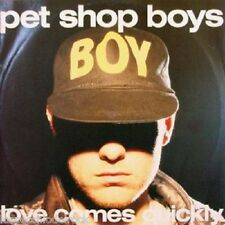 Pet Shop Boys ‎– Love Comes Quickly - MIX-38