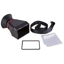 """Kamerar MagView 3,2"""" 16:9 Displaylupe Viewfinder Canon 5D MarkIII 1Dx Nikon D800"""