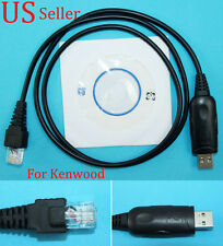 USB Programming Cable For Kenwood Radio TK-980 TK-981 TK-931HD TK-5720 TK-5820