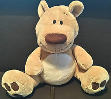 The Cuddles Collection Beanie Bear 12 inches sat Soft Plush toy *