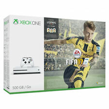 Microsoft Xbox One S FIFA 17 Bundle 512GB White Home Console