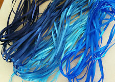 Cinta Bonanza - 50m cinta estrecho-Hermoso Blues