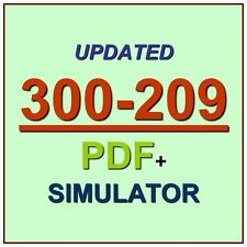 CCNP Security Cisco Secure Mobility Solutions SIMOS Test 300-209 Exam QA PDF+SIM