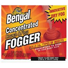 Bengal 55201 3Pk Roach/Flea Indoor Fogger *
