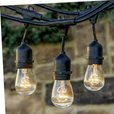 Heavy Duty Connectable Indoor Outdoor Waterproof Commercial String Lights