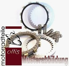 Complete clutch - friction + steel plates - spring set - Cagiva Mito 125 -89-13