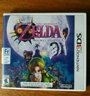 Legend of Zelda: Majora's Mask 3D (Nintendo 3DS, 2015)