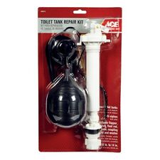 """Complete Toilet Tank Repair Kit ~ Adjusts 10"""" to 14"""" ~ New ~ Free Shipping"""