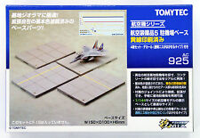 Tomytec AC925 Aircraft Equipment 5 Parking Base (Yellow Line) For 1/144 Scale