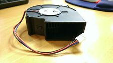 Delta BFB1012HH DC12V 1.65A Brushless Blower Fan 3 Pin Connector 4000RPM 97mm