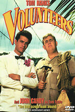 Volunteers Used DVD Movie 1999 Tom Hanks John Candy  fl