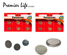 Panasonic Lithium 2032 Batteries- Pack of 12