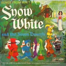 Polly James And The Mike Sammes Singers(Vinyl LP)Snow White-MFP 1110-UK-Ex-/VG