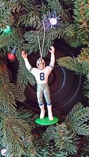 Troy Aikman custom Holiday Ornament / Christmas Dallas Cowboys Collector card