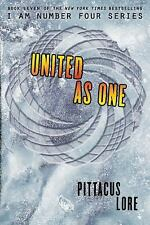 Lorien Legacies: United as One 7 by Pittacus Lore (2016, Hardcover)