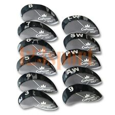 USA 11pcs Camo Golf 3-Lw Iron Wedge Headcovers Cover Set for Taylormade M2 SLDR