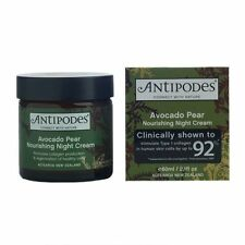 Antipodes Avocado Pear Nourishing Night Cream Orangic Skin Care Dry anti-ageing