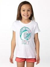 Roxy Kids Sz 5 Shirts Tops Picture Perfect White
