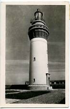CARTE PHOTO AULT-ONIVAL - LE PHARE