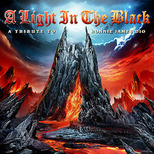 A light in the Black-a tribute to Ronnie James Dio 2cd (200875) (heavy metal)