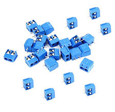 30PCS KF301-2P 5.08mm 2 Pin Connect Terminal Screw Terminal Connector
