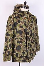 VTG COLUMBIA WOODLAND CAMO GTX HUNTING PARKA COAT JACKET USA XL