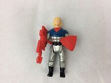 Dino Riders  ' QUESTAR ' Heroic Rider (Series 1 Figure) - 1980's -  (DR10)