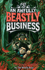 The Jungle Vampire (An Awfully Beastly Business), The Beastly Boys, New Book