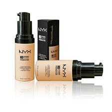 NYX HD Studio Photogenic Foundation HDF04 Sand Beige 1.26 oz New In Box