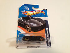 Hot Wheels Faster Than Ever Ferrari California Black Diecast Car Scale 1:64
